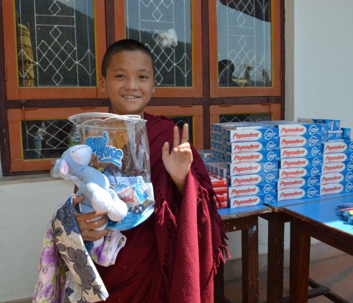 distribution kit hygiène