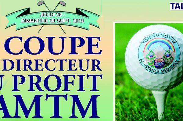 Trophée de Golf AMTM 2019