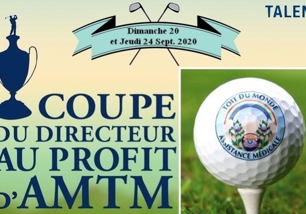 Trophée de Golf AMTM 2020