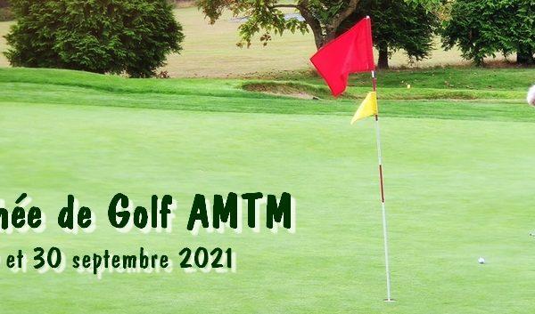 Trophée de Golf AMTM 2021